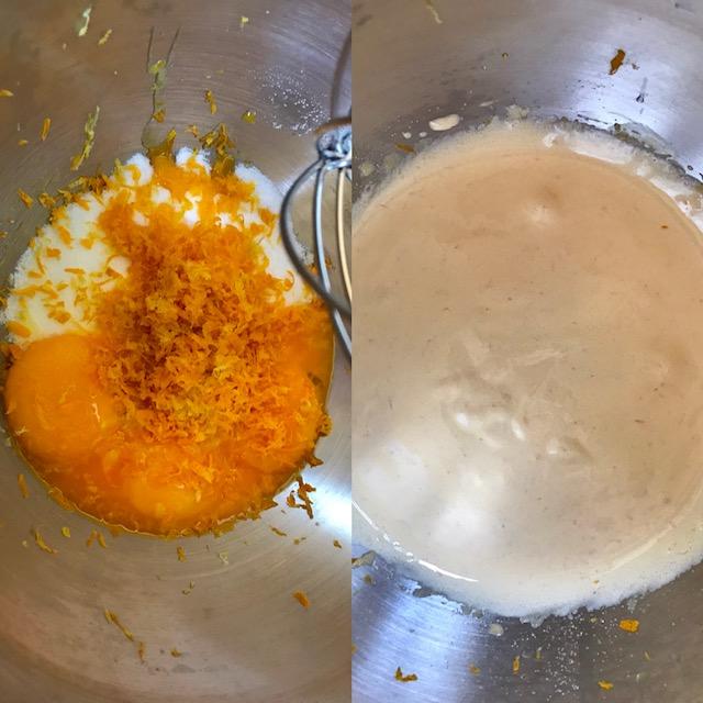 Ben Gibbons Tarta de Santiago recipe