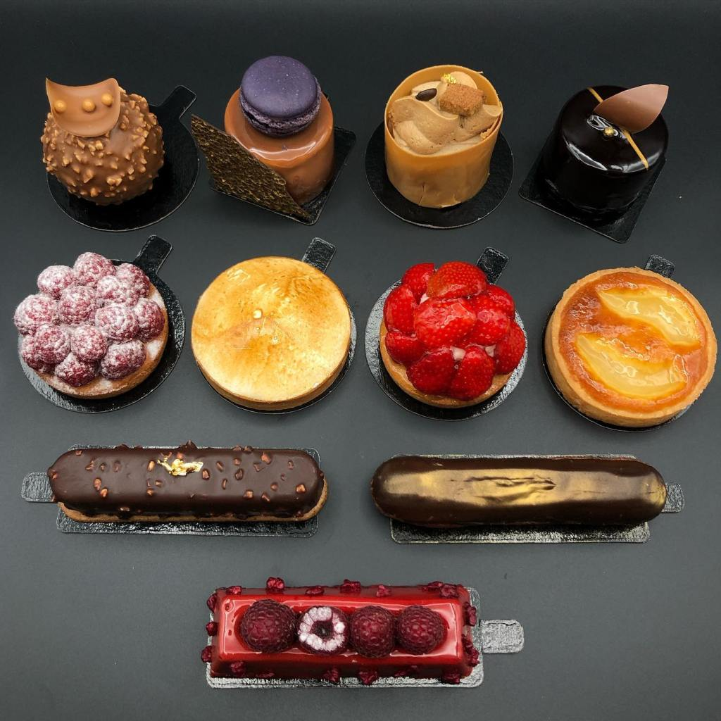 Gatineau patisserie selection