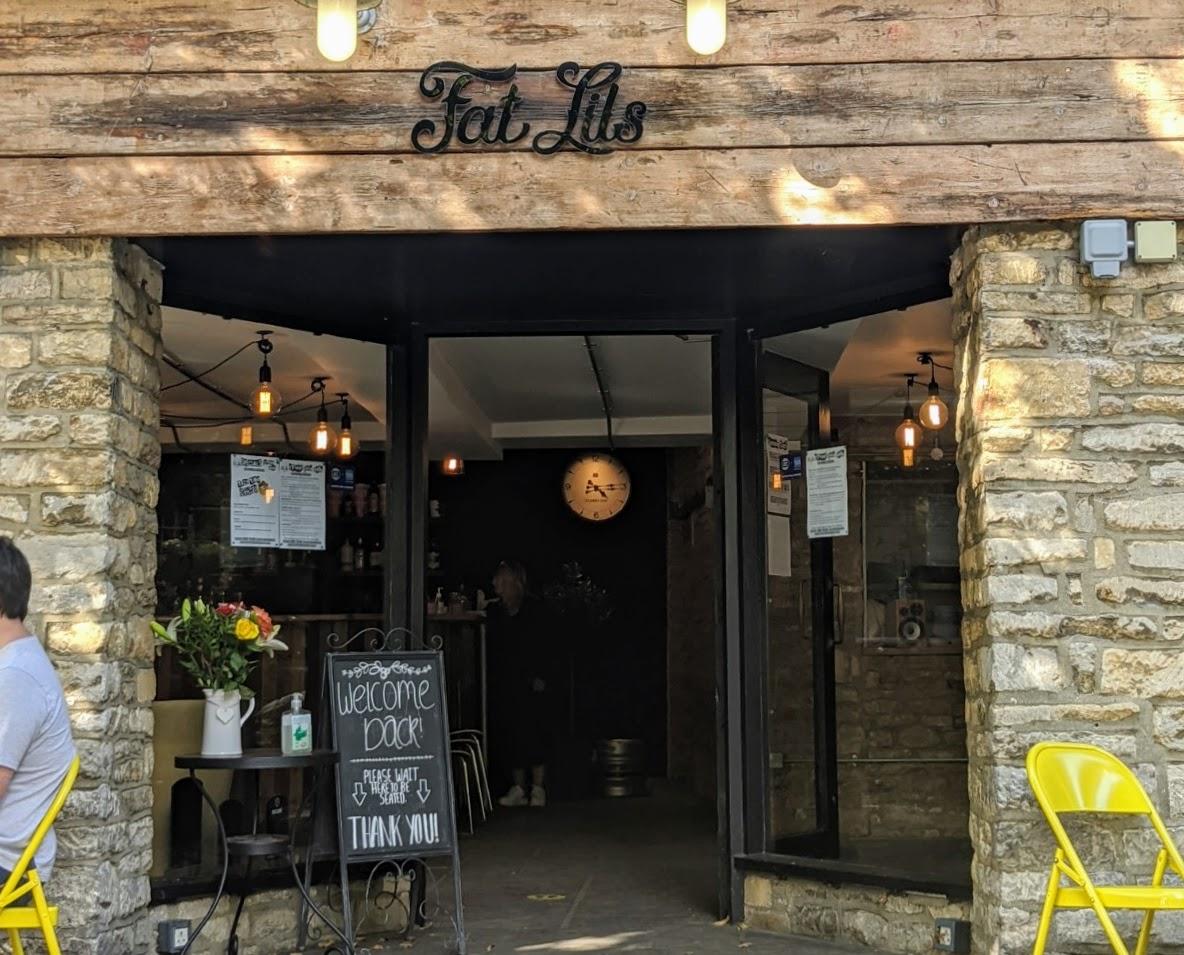 Fat Lils Witney Oxfordshire