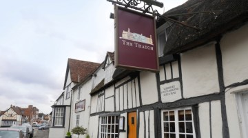 The Thatch Thame