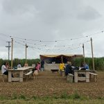 The Pit Kitchen, street food popup in the Oxfordshire countryside, near Chipping Norton