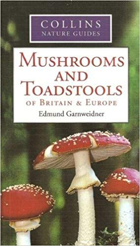 Collins Nature Guides Mushrooms & Toadstools