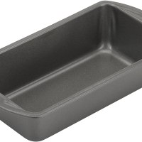 Good Cook Loaf Pan, 8 x 4 Inch, Gray