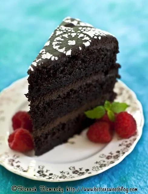 4. Chocolate Cake; Ultra-Moist Amazing Chocolate Layer Cake