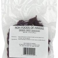 NOH Foods of Hawaii Dried Hawaiian Ogo Seawood