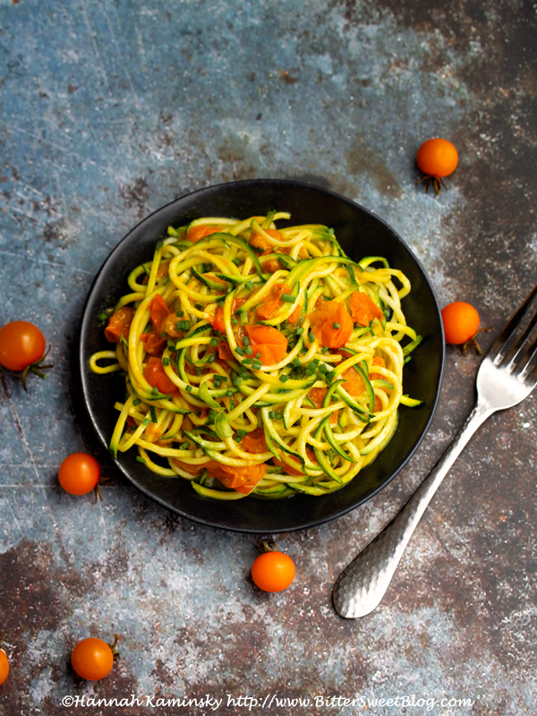 Golden State Zoodles