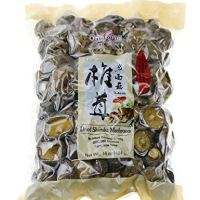 ONETANG Dried Mushrooms 16 oz Dried Shiitake Mushrooms 2019 New Mushrooms 1 Pound