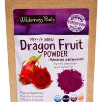 Wilderness Poets Freeze Dried Dragon Fruit Powder