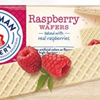 Voortman Raspberry Wafers 10.6oz