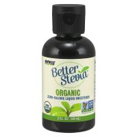NOW Foods, Certified Organic BetterStevia Liquid
