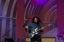Twin Atlantic live at Bingley Festival