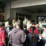 Over a Hundred Members of the Early Rain Covenant Church Taken Away by the Police