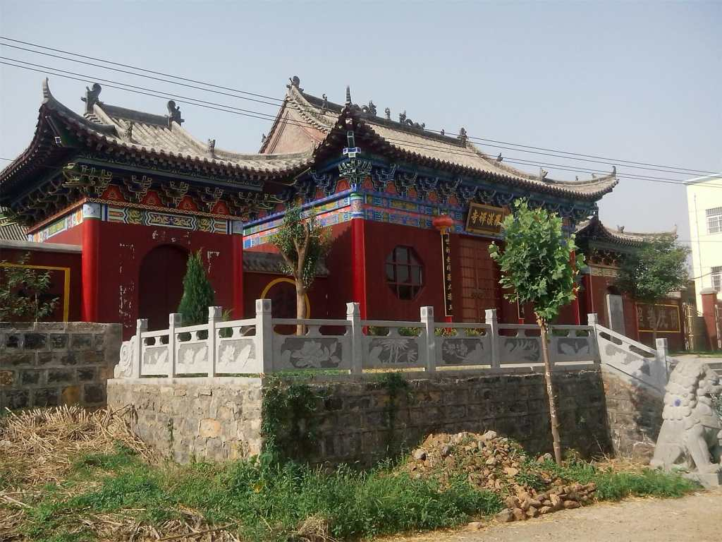 Luohan Temple ordered to clos