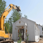 Protestant Church Demolished in Xinxiang, Henan