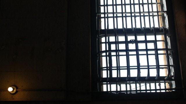 window in a prison