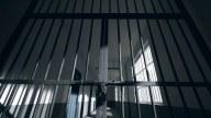 prison's door