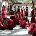 Authorities Stage a Performance to Deport Tibetan Monk