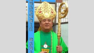 Bishop Joseph Han Zhihai