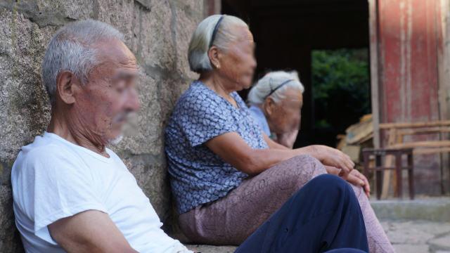 Older people (taken from the Internet)