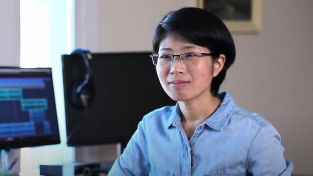 Ms. Chen Siqi (provided by Chen Siqi)
