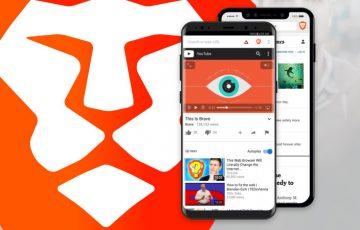 HTCのブロックチェーンスマホ:デフォルトブラウザとして「Brave(ブレイブ)」を採用