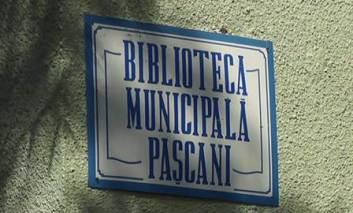 1 iunie la Biblioteca din Pașcani - cupa șah și jocurile copilăriei