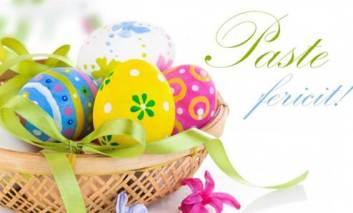 Creştinii ortodocşi şi catolici sărbătoresc Învierea Domnului
