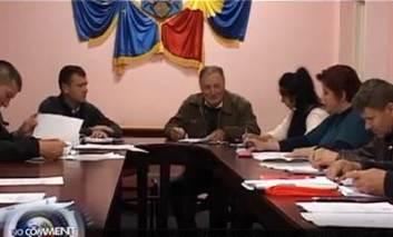 ȘEDINȚA CONSILIULUI LOCAL SCOBINȚI - 20 APRILIE 2017
