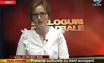 DIALOGURI ESENTIALE 25 MAI 2017 - PROIECTE CULTURALE CU BANI EUROPENI