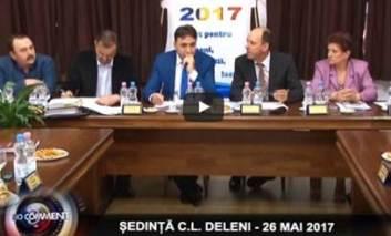 NO COMMENT 26 MAI 2017 - SEDINTA CL DELENI