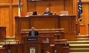 Deputatul Vasile Axinte – intrebari pentru ministru sanatatii despre criza imbolnavirilor cu rujeola