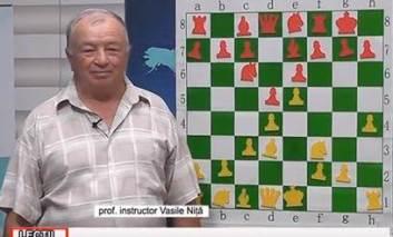 ȘAH - ATACUL ASUPRA ROCADEI - Cu prof. instructor Vasile Niță