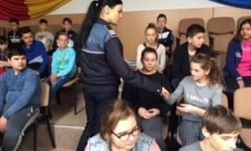 ACTIVITATEA PREVENTIVĂ A POLIȚIȘTILOR DE LA TG. FRUMOS