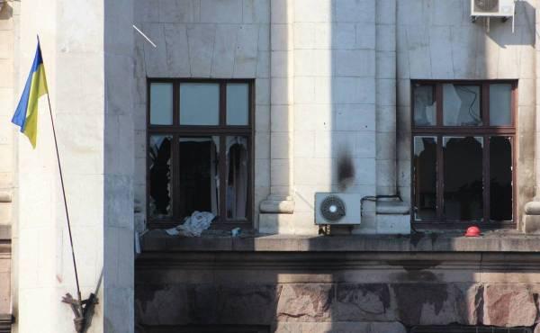 ЕС: Ответственные за жертвы в Одессе должны быть покараны ...