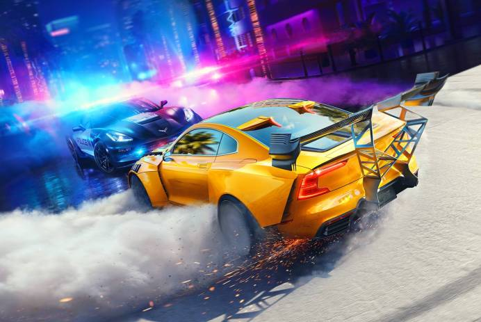 Need for Speed Bitwares 2022