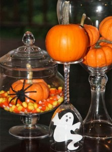 Mini-Pumpkin Inspired Decor