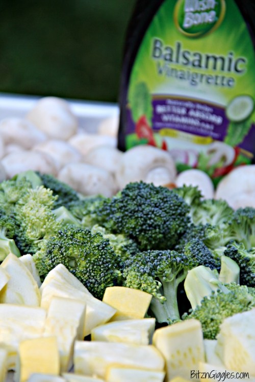 Grilled Vegetables2