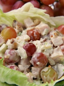 Turkey Crunch Salad