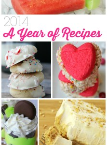 2014: A Year of Recipes