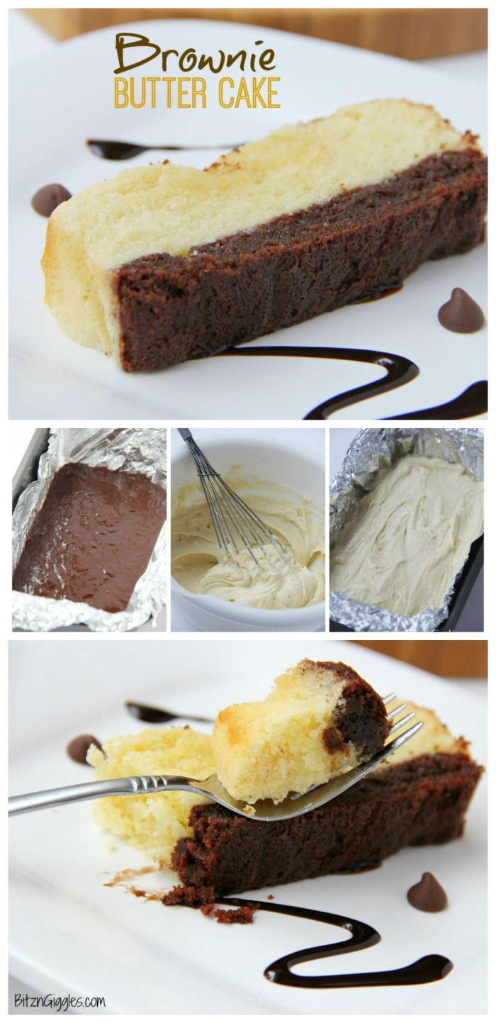 A moist, sweet, layered loaf cake - perfect for entertaining!