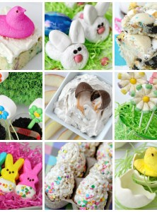 Super Sweet Easter Treats