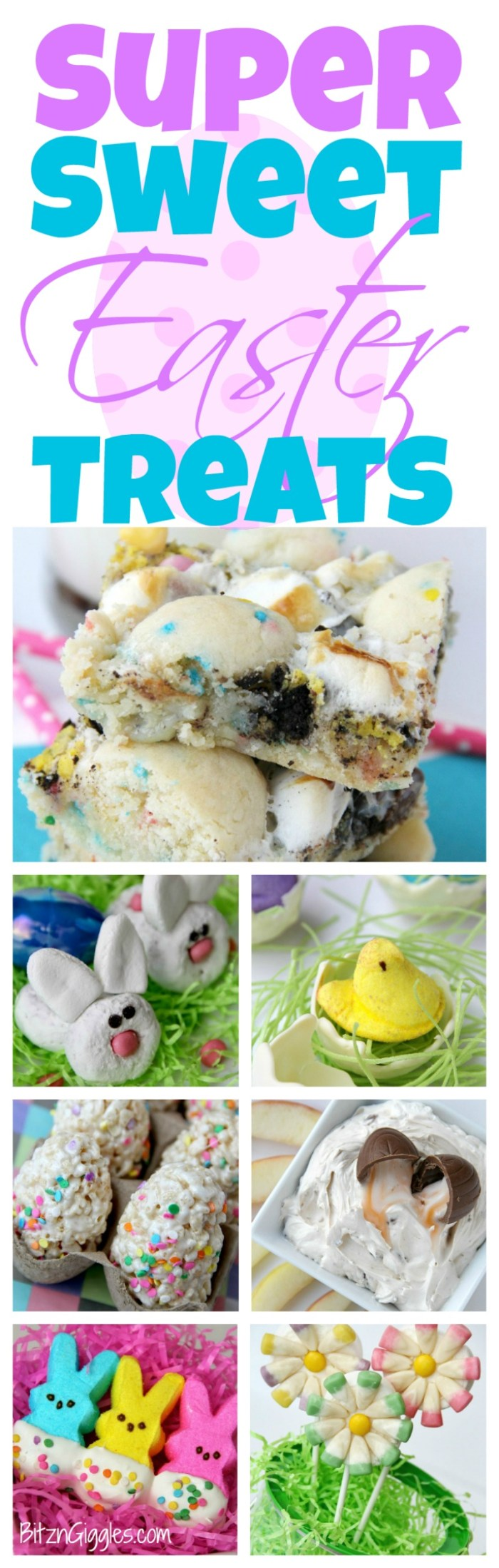 Super Sweet Easter Treats
