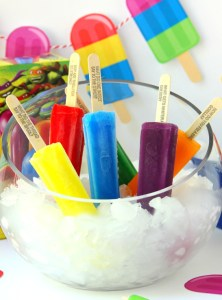 Summer Popsicle Party With Free Printables