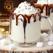 Rum & White Chocolate Hot Cocoa