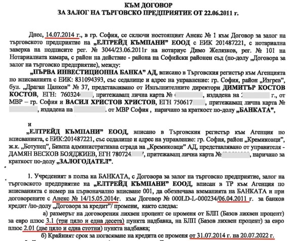 Bulgarian Central Bank Refused to Probe Likely Drain of Private Lender FIB