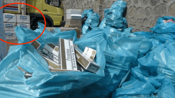 Smuggled Bulgartabac Cigarettes Have Been Seized in Turkey Again