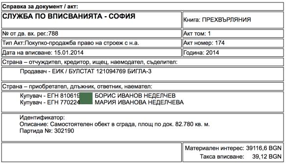 Нова имотна афера около българската кандидатка за Еврокомисар