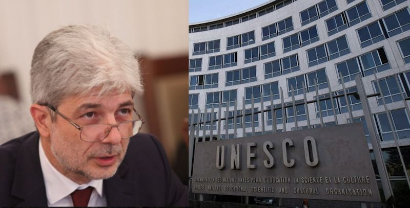 Bulgarian Eco Minister's Luncheon with Ambassadors to UNESCO Was Paid with European Presidency Money