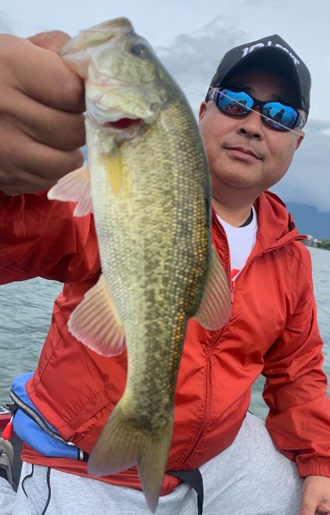 10月26日琵琶湖ガイドはジャスターフィッシュ2.5&3.5DSで数釣りした後のサイズアップが激ムズな琵琶湖