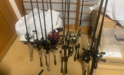 冬仕様にアレコレと準備していて気付いた事は「やっぱり釣りが好き!」